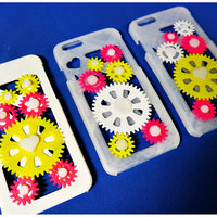 Small iPhone 6 & iPhone 6 Plus Gear Case 3D Printing 27636
