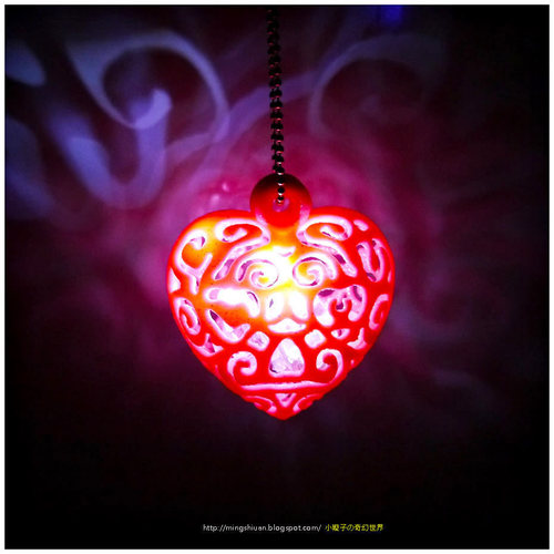 Heart Light 3D Print 27648