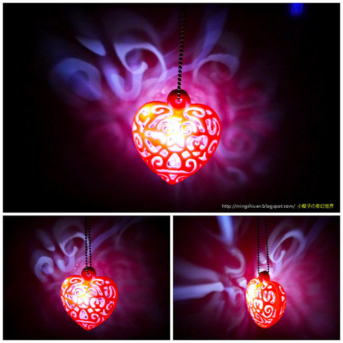 Heart Light 3D Print 27650