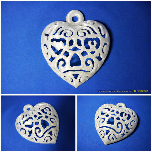 Heart Light 3D Print 27651