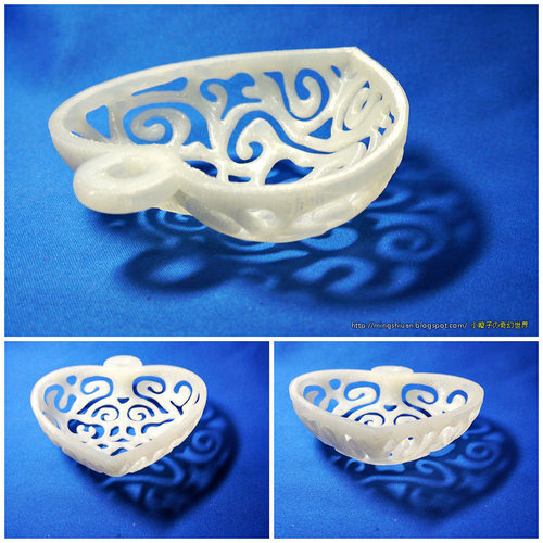 Heart Light 3D Print 27652