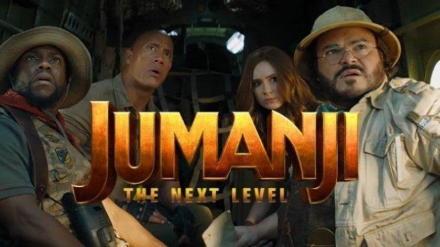 3d Printed Jumanji The Next Level 2019 Full Movie Watch Online By Toxtoxwow Pinshape