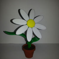 Small FlowerKit-Daisy 3D Printing 27743