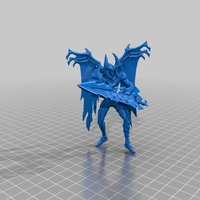 Small Aatrox, the Darkin Blade 3D Printing 27852
