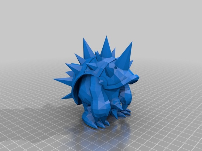 Rammus – the Armordillo 3D Print 27854