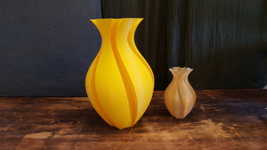 In the moment Vase 3 3D Print 278606