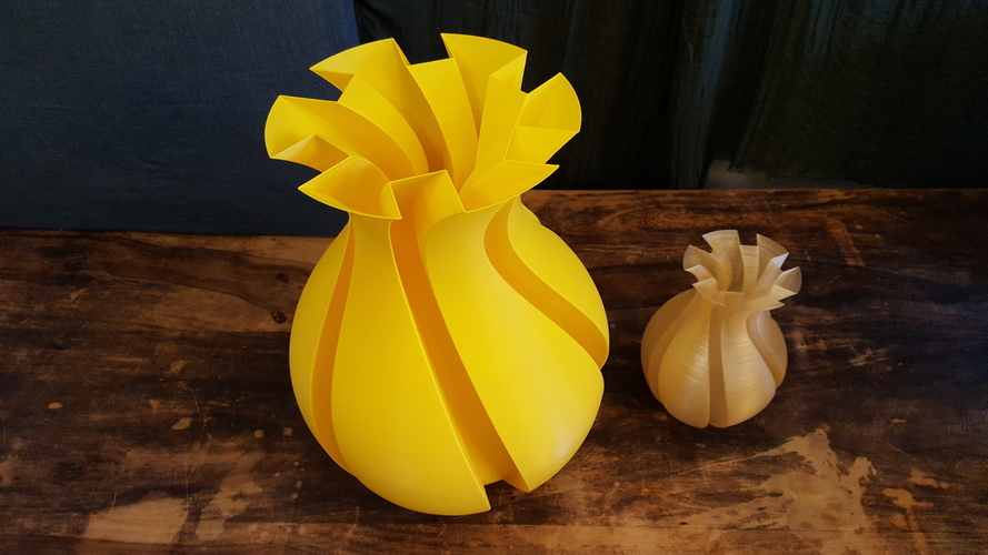 In the moment Vase 3 3D Print 278608