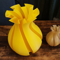 Small In the moment Vase 3 3D Printing 278608