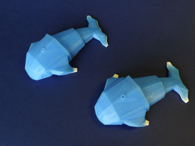 Whale Toy 3D Print 27877