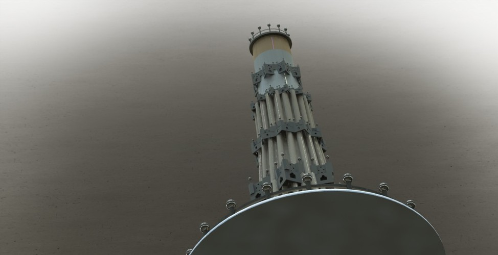 "QUTUB MINAR "" THE TALLEST INDIVIDUAL TOWER IN WORLD "" 3D Print 27958"