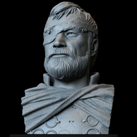 Small Beric Dondarrion from Game of thrones 3D Printing 279722