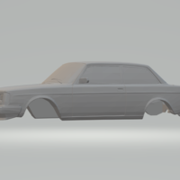 Small volvo  242  3D Printing 279822