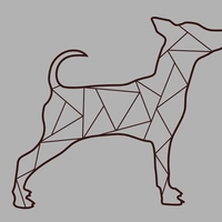 Small Pinscher  3D Printing 280012