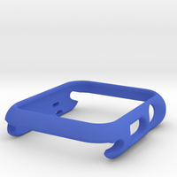 Small Apple Watch Case Series 1 38mm 3D Printing 280255
