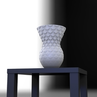 Small Ananas - VASE serie  3D Printing 280467