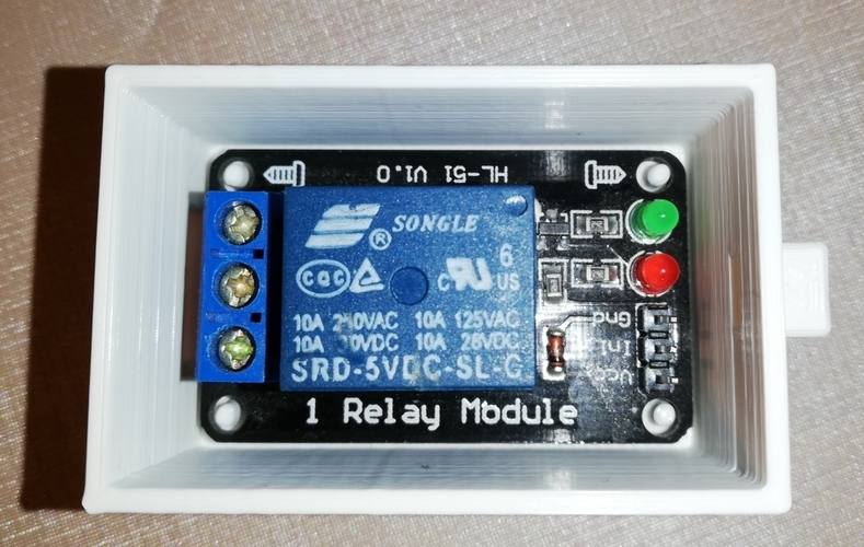 Relay box - Arduino 3D Print 280666