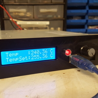 Small Thermostat Arduino 3D Printing 280847