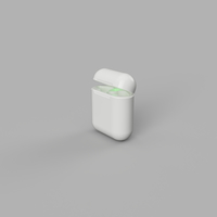 Small Airpod Charge case 3D Printing 281002