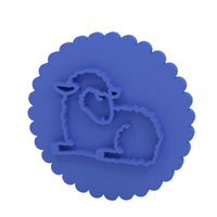 Small Stamp / Cookie stamp 3D Printing 281278