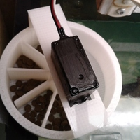 Small Automatic Fish Feeder 3D Printing 28138