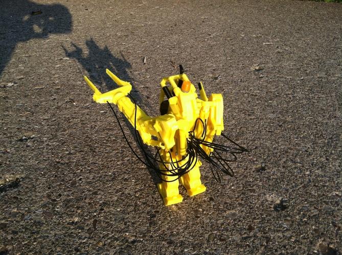 Power Loader 3D Print 28149