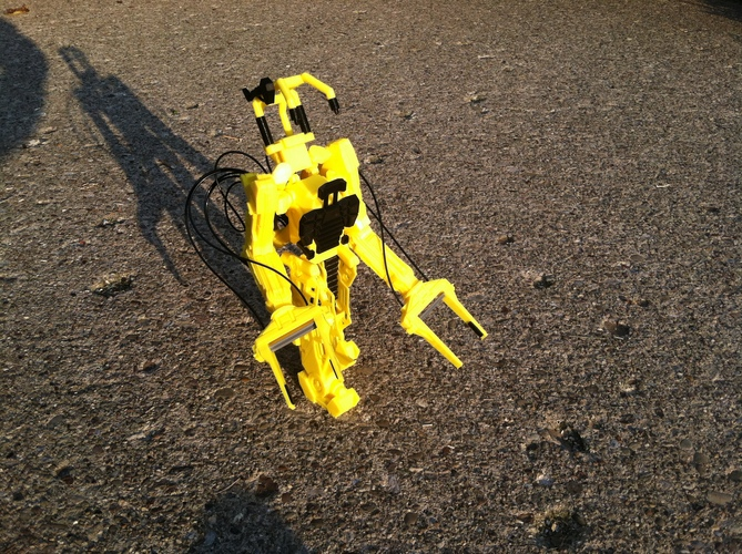 Power Loader 3D Print 28150