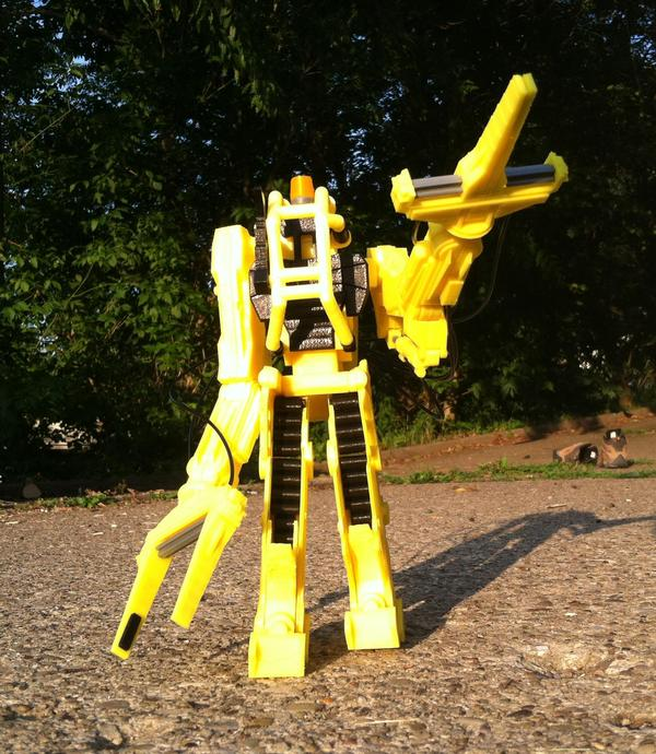 Medium Power Loader 3D Printing 28151
