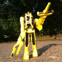 Small Power Loader 3D Printing 28151