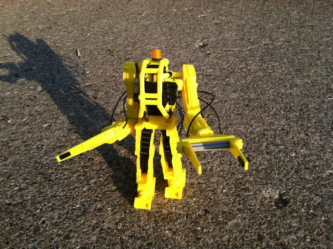 Power Loader 2 3D Print 28165