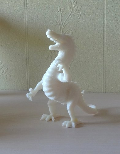 toy dragon and toy attributes for a bathroom 3D Print 28209