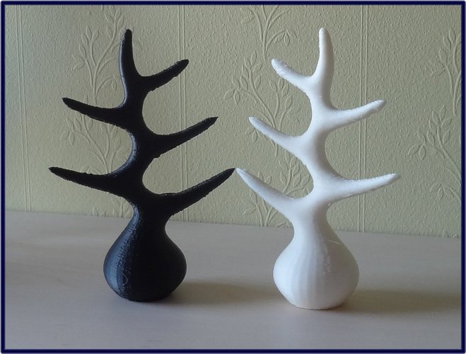 decoration trees 3D Print 28224