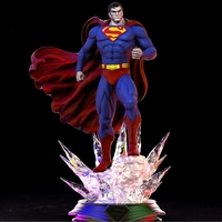 Small Superman - 3D print model 3D Printing 282604