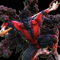 Small Xmen NightCrawler - 3D print model 3D Printing 282634