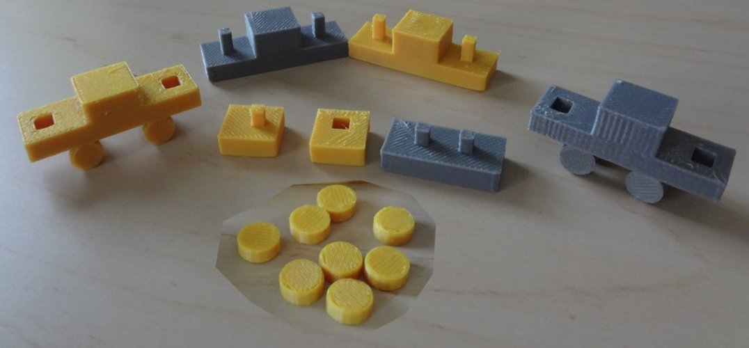 Multifunctional click and play system 3D Print 28311