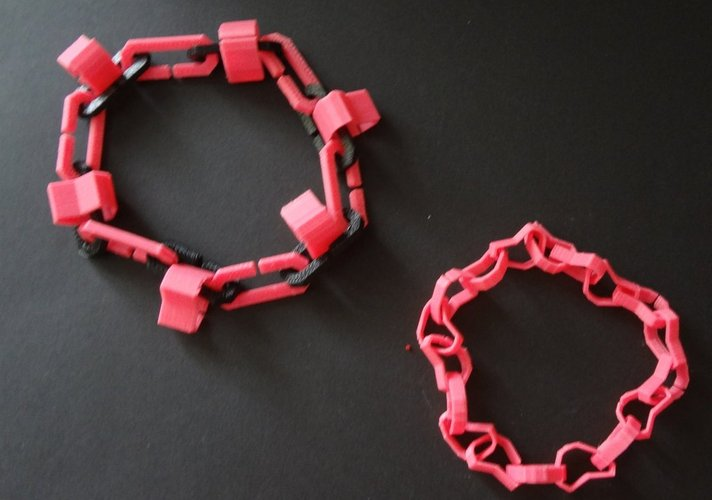 heart charms or hearticles 3D Print 28360