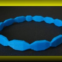 Small two simple bracelets 3D Printing 28380