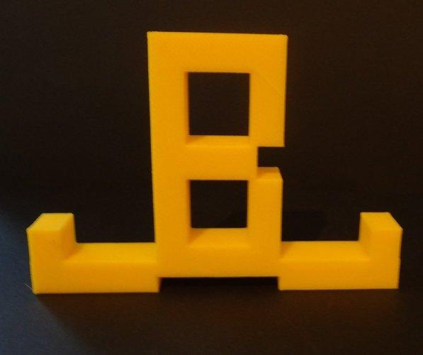 Multifunctional Alphabet 3D Print 28398