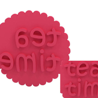 Small Stamp / Cookie stamp 3D Printing 284150