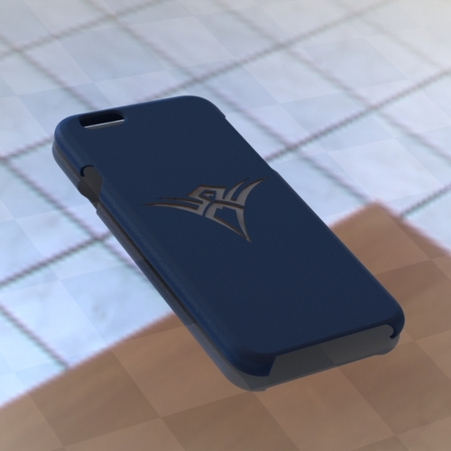 Iphone 6 Case V2 3D Print 28424