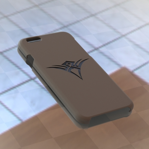 Iphone 6 Case V2 3D Print 28425