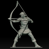Small Hank from Dungeons&Dragons 3D Printing 284414