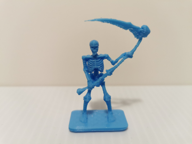 Skeleton tribute to HeroQuest 3D Print 284462
