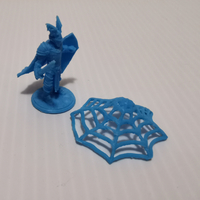 Small Spider web effect 3D Printing 284469