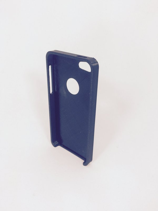 Medium iPhone 5s Standard Case  3D Printing 28453