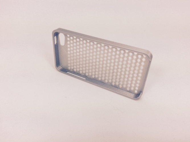 Honeycomb iPhone 5s Case 3D Print 28459