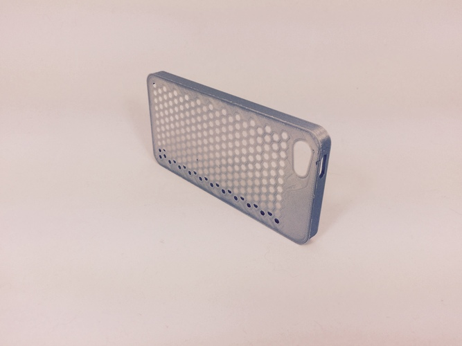 Honeycomb iPhone 5s Case 3D Print 28460
