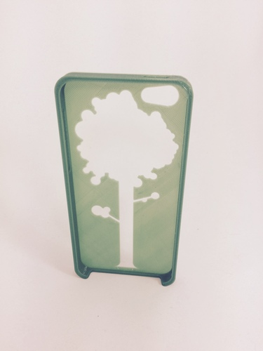 Tree of Life, iPhone 5s Case 3D Print 28461