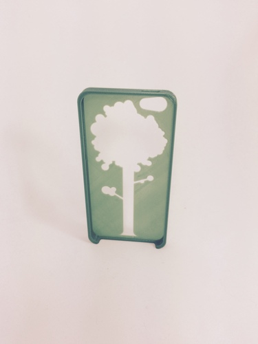 Tree of Life, iPhone 5s Case 3D Print 28462