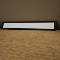 Small LED Bedside Lamp 3D Printing 284627