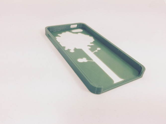 Tree of Life, iPhone 5s Case 3D Print 28464